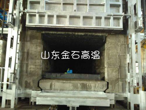 玻璃熔窑整体耐火保温硅酸铝吊块陶瓷纤维吊块吊顶模块