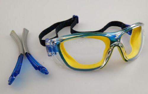 镜腿 镜绳 运动型 防风护目镜