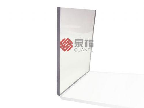上海泉福2.7米宽幅耐力板,独家生产