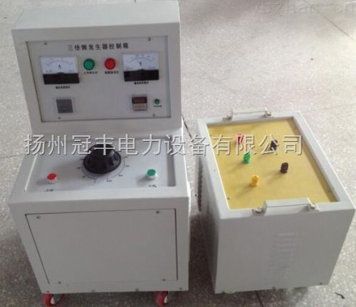 二级电力工程承试设备