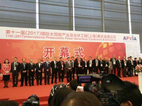 SNEC第十二届(2018)国际太阳能光伏与智慧能源(上海)大