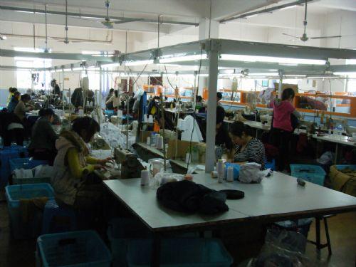 上海小订单服装加工厂