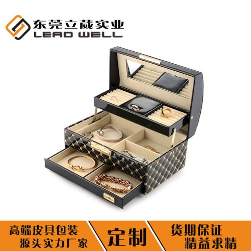 皮盒工厂|皮盒包装盒订制