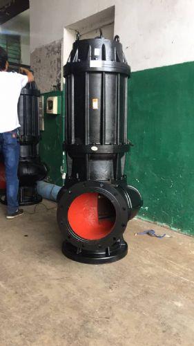 7.5千瓦潜水泵工程建设工厂排污污水泵 可定制耐高温潜