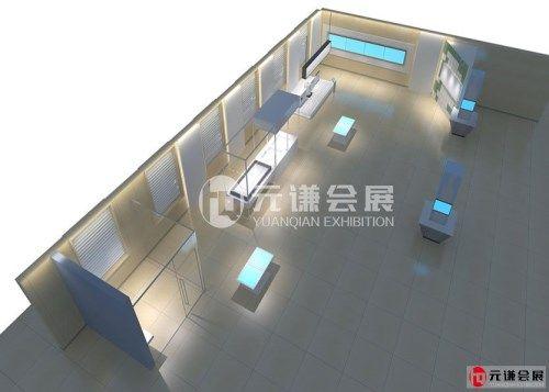 广州展厅规划经销点/江门会展设计施工/横琴元谦会展服