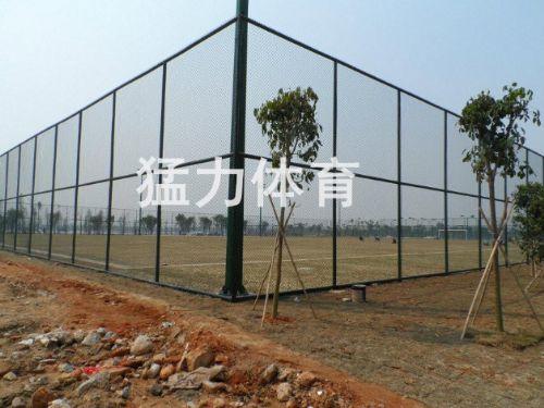 篮球场围网 四米高球场围网 围网安装案例 深圳专业围