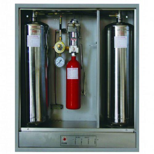 双瓶组厨房自动灭火设备