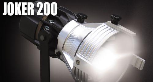 小型室内摄影灯 Joker-Bug 200