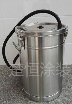 供应静电喷涂机粉桶