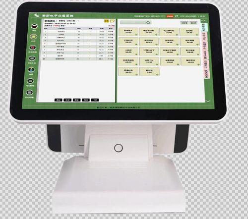 杭州君厨扫描枪点餐系统V.3.0