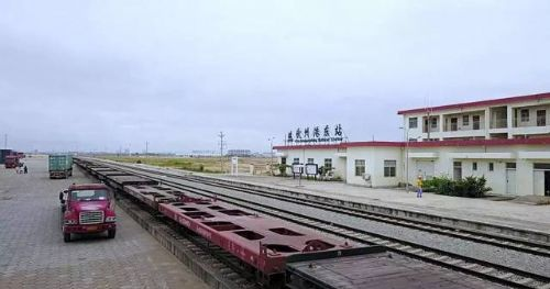 云南昆明-广西钦州海铁联运