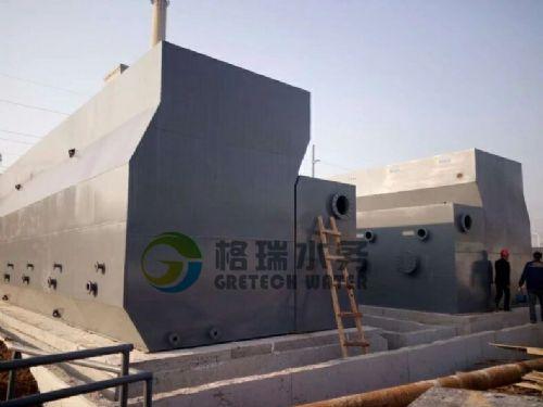 格瑞水务一体化净水装置批发厂家