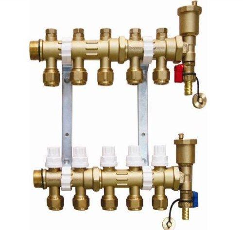 地暖分水器价格