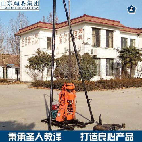 液压轻便钻机 勘探浅层取样设备 取土取样钻机