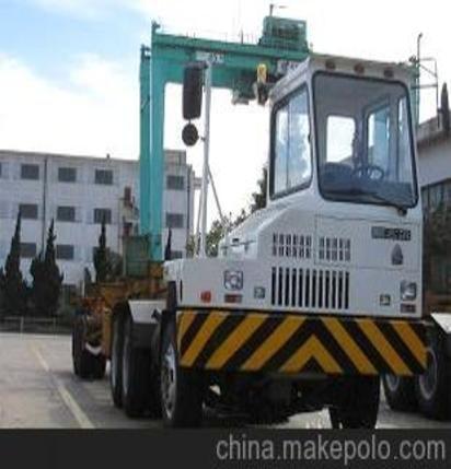 中国重汽国六码头牵引车价格