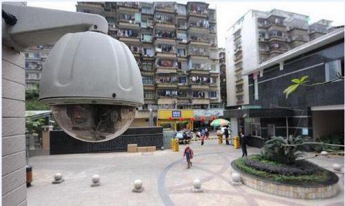 桂林安装摄像头