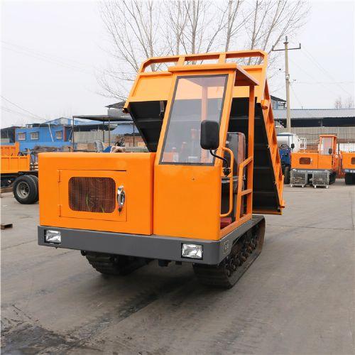 我集团打造的金属矿用拉渣车,运矿车,履带运输车买卖全国,跨境电商图片