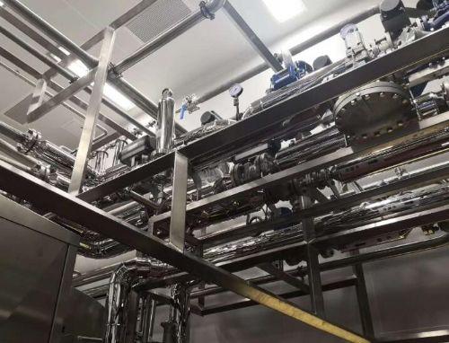 不锈钢管道保温施工方案
