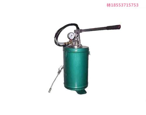 便携式注浆泵具有单液注浆泵和双液注浆泵