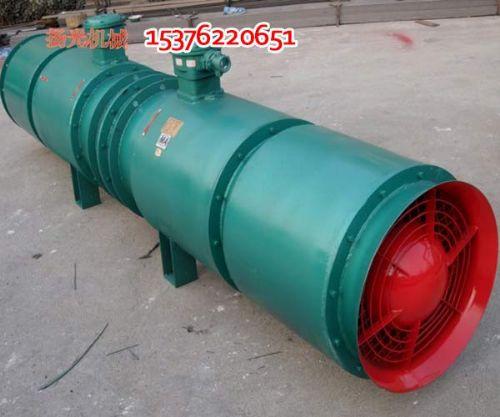 煤矿用FBDNo7.1/2*37压入式通风机有多大的风量