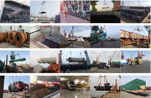 钢管装船港杂费