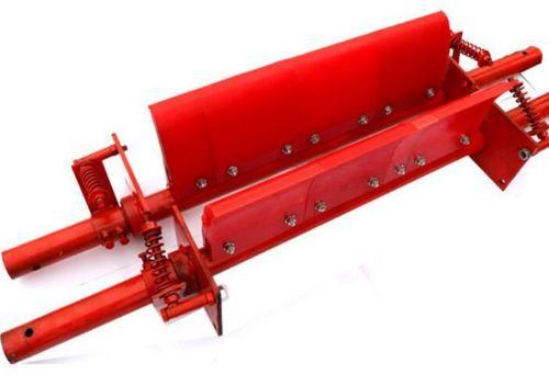 P-650二道 P型清扫器高分子聚氨酯刮板聚氨酯刮煤器