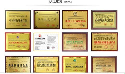 如何办理中国著名品牌