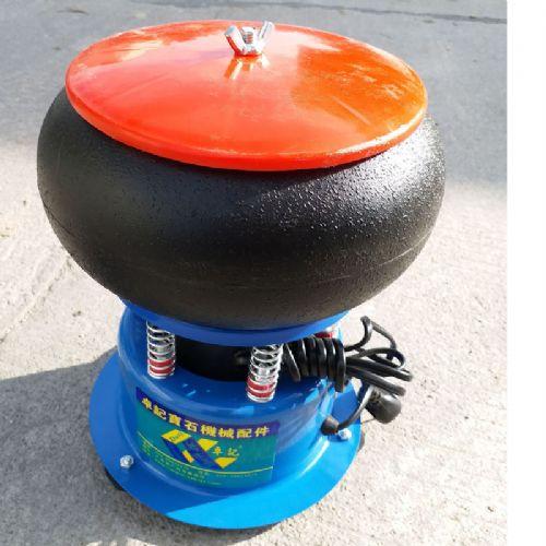 震桶��光�C-震筒式抛光机-滚筒式抛光机