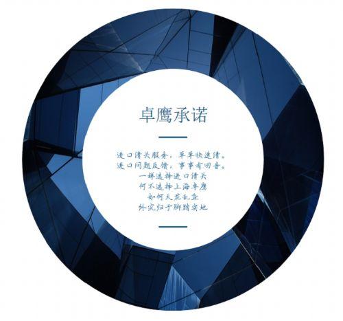 代理上海进口报关公司哪家好公司快速通关