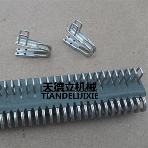 T12皮带扣 1600N/mm输送带扣 T12齐位皮带扣