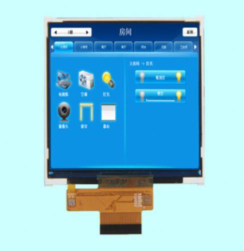 4.0寸86盒子专用TFT显示屏/方屏480*480分辨率/全视角4