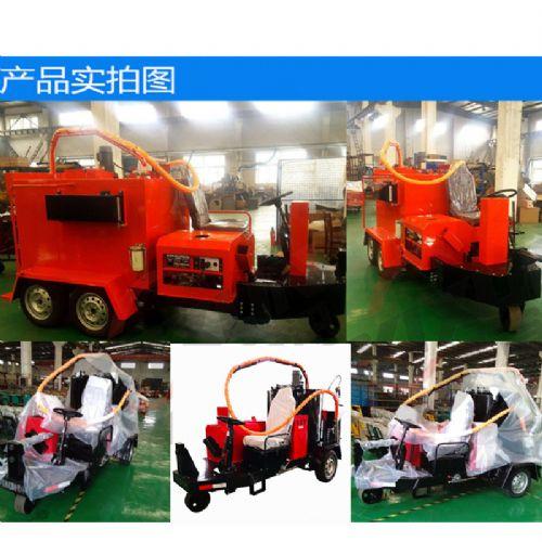 350L自驾式沥青灌缝机 车载路面灌缝机