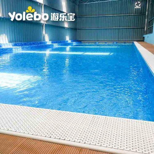 福建组装室内恒温游泳池家庭拼接式游泳池设备厂家直销