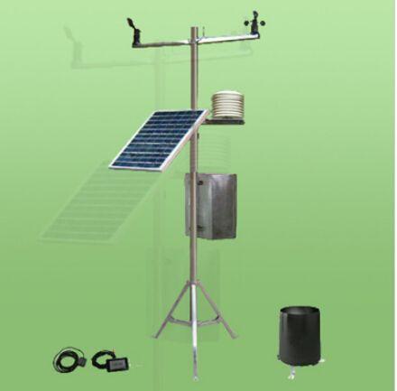 农业气象站 土壤温湿度  风速风向 雨量 气象仪器