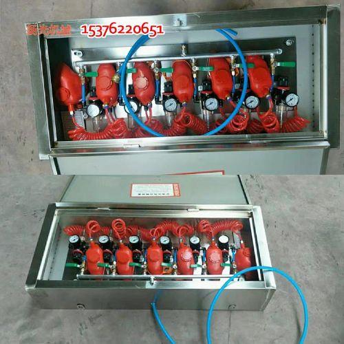 曝光ZYJM6矿井压风自救装置使用特性