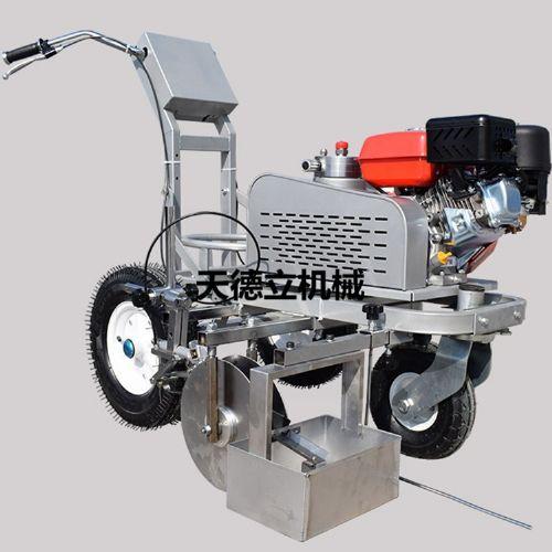 PDHX-Z体育场地划线机 5公分塑胶跑道划线机