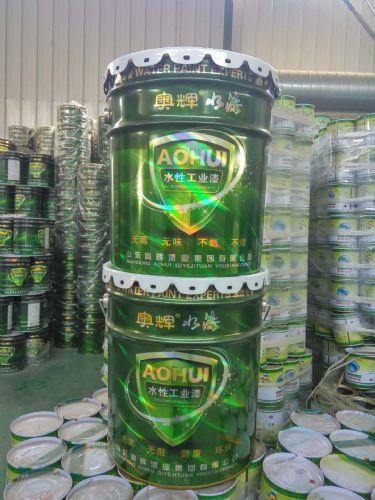 山东奥辉漆业工业聚氨酯面漆中国涂料冠扬品质