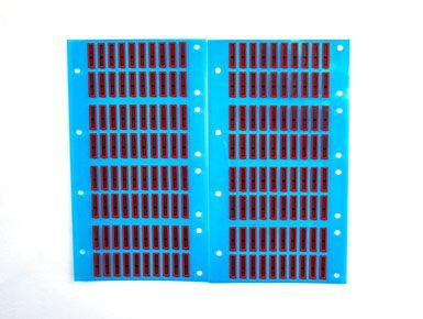 硅胶模切受话器防水件