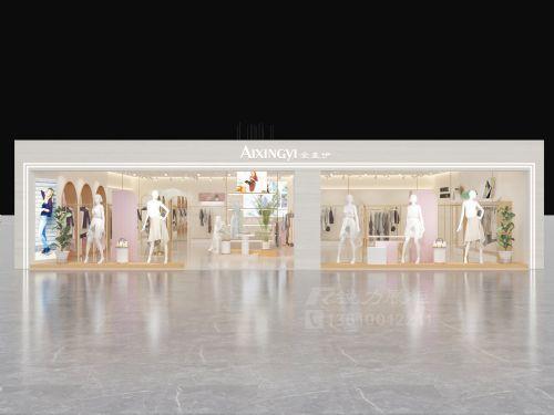 2021新款女装展示架设计及个性定制 全国发货