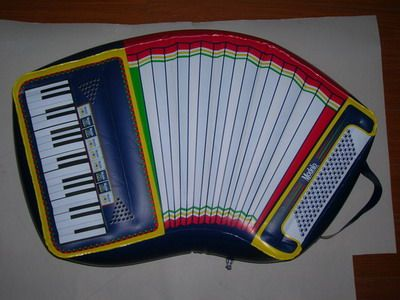 Inflatable Accordion
