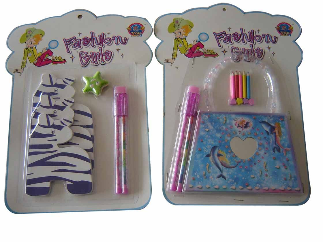 children stationery,stationery set,stationery