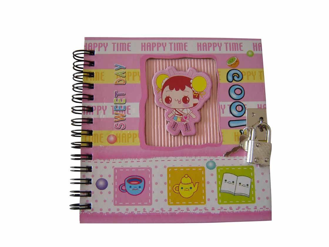 daybook/notepad/stationery