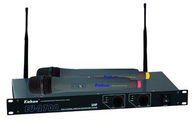 wireless microphone EU-2700