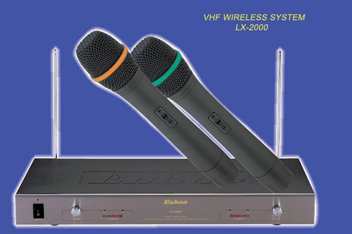 wireless microphone LX-2000VH