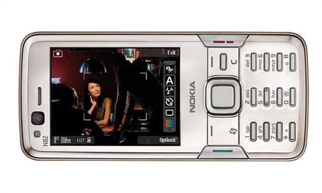 Напомним, что официальная презентация телефона Nokia N82 состоится в среду,