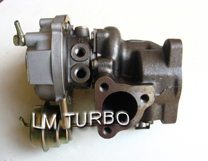 turbocharger K03
