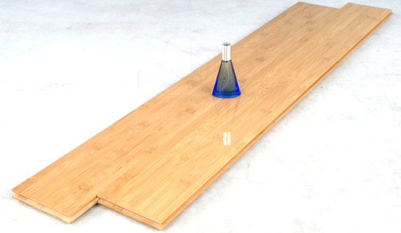 Bamboo Flooring E12G1 Carbonized Random Node Gloss Finish