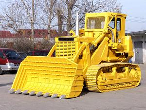 Crawler loader