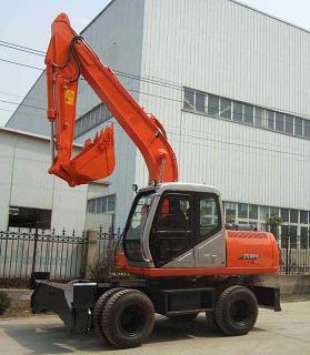 ZY160 Excavator