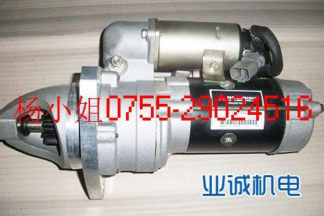 三菱柴油发电机充电机启动马达直销中心0755-29029511